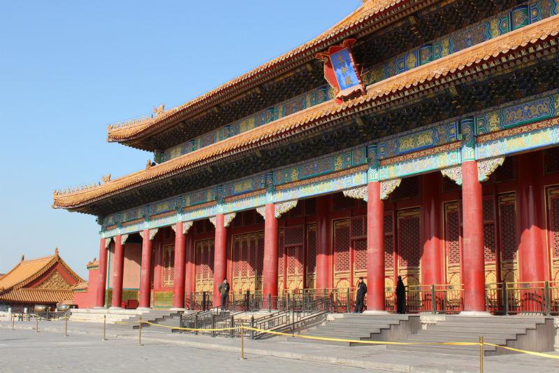 China Urlaub Erfahrungen Peking