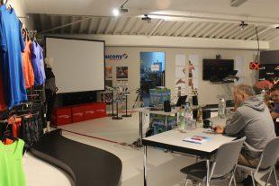 saucony bloggertreffen 2016 in München #findyourstrong