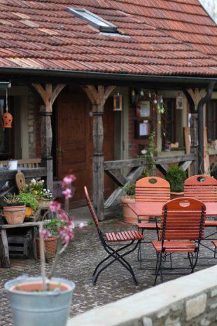 Urlaub daheim: Besuch am Ellertshäuser See & Essen im Madenhäusle