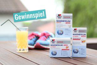 Gegen Krämpfe nach dem Sport - Magnesium Citrat von Doppelherz
