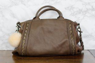 DIY Taschenanhänger Fell Kugel / Fell Pompom