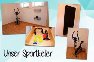 Eigener Sportkeller - Fitnessraum Zuhause