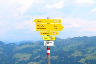 Wandern: KAT Walk Etappe 2 von Kelchsau in das Windautal