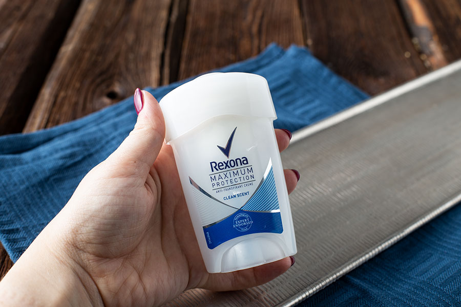 Rexona Maximum Protect Deo clean scent - Test & Erfahrungen