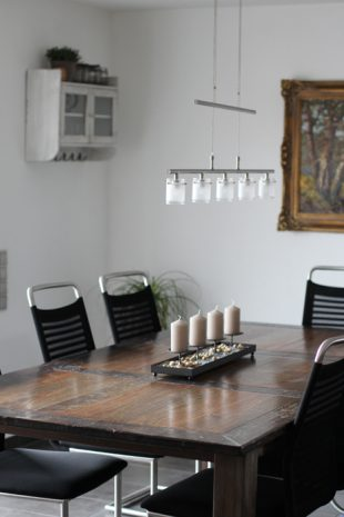 Wohnzimmer Dekoration Update + Inspiration